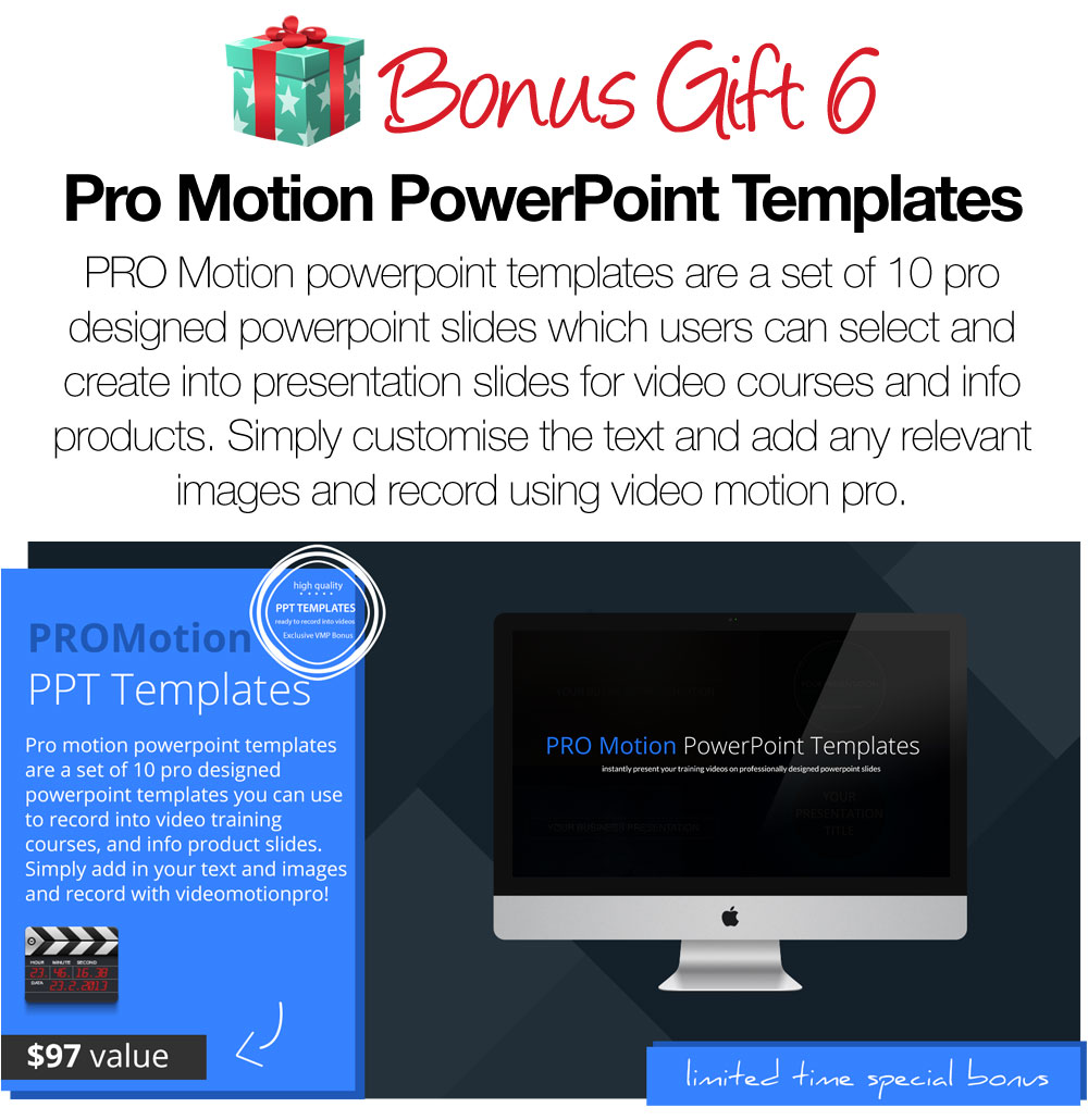 ProMotionPowerPointTemplates