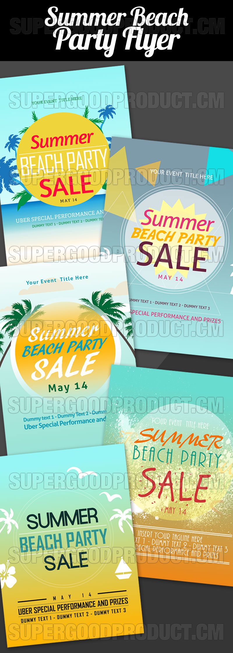 Summer-Beach-Party-Flyer