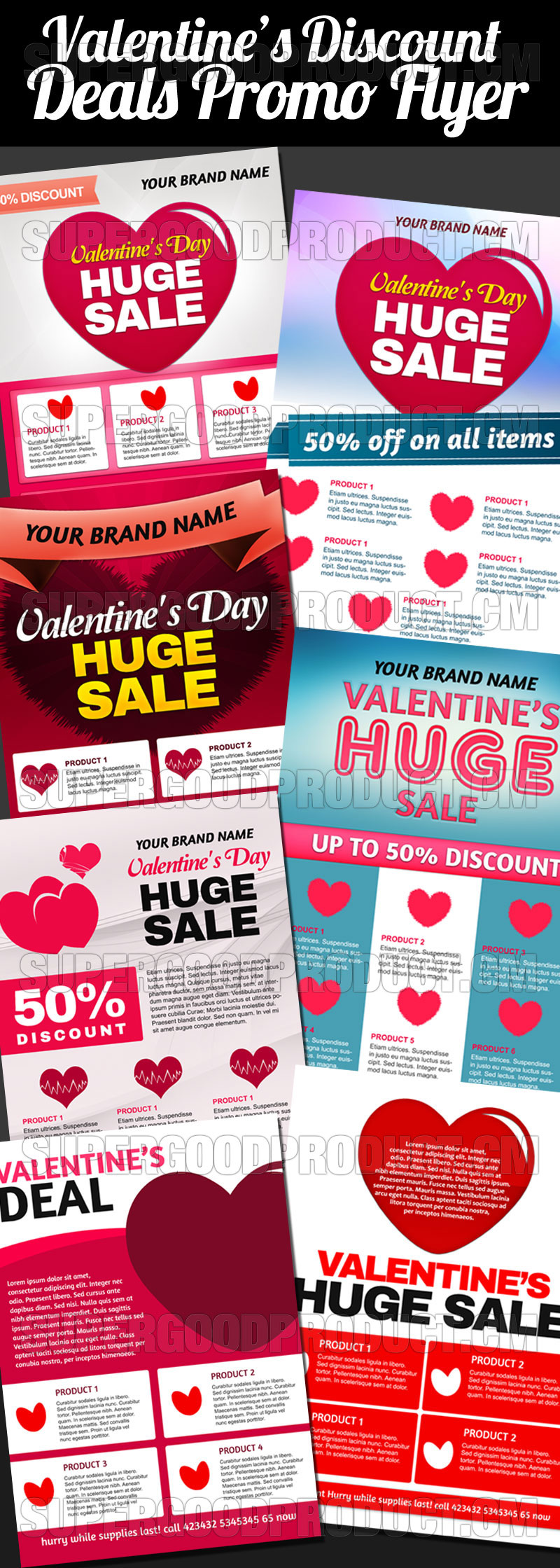 Valentines-Discount-Deals-Promo-Flyer