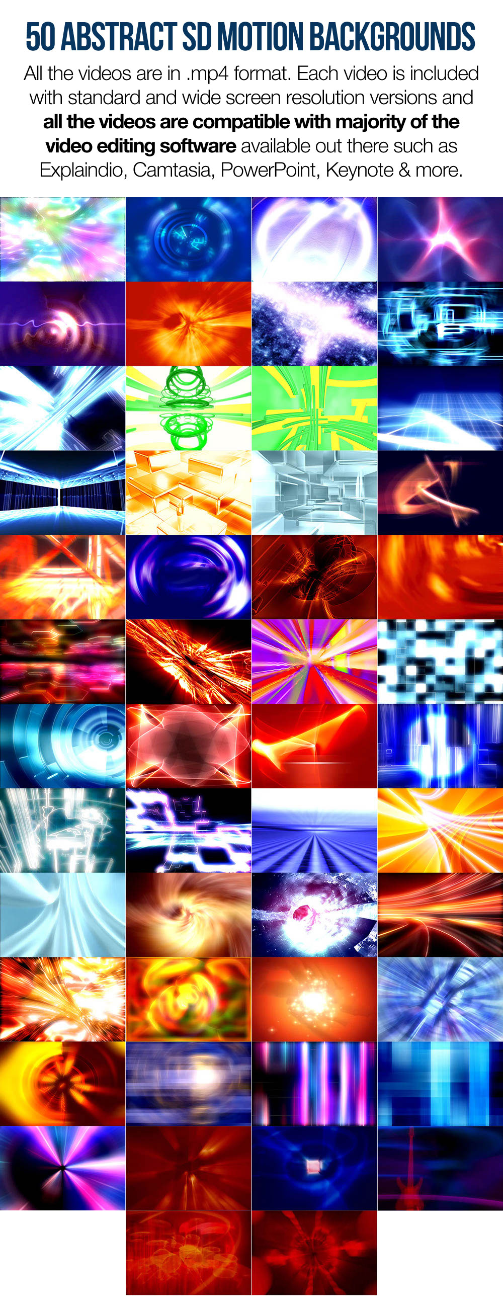 50AbstractSDMotionBackgrounds
