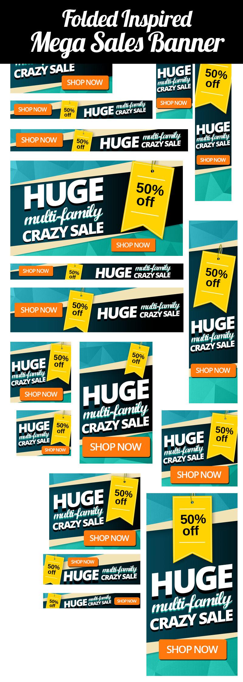 Folded-Inspired-Mega-Sale-Banners