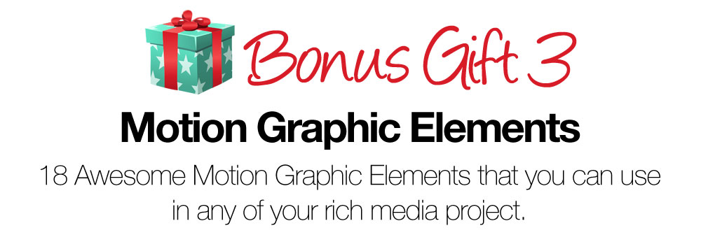 MotionGraphicElements