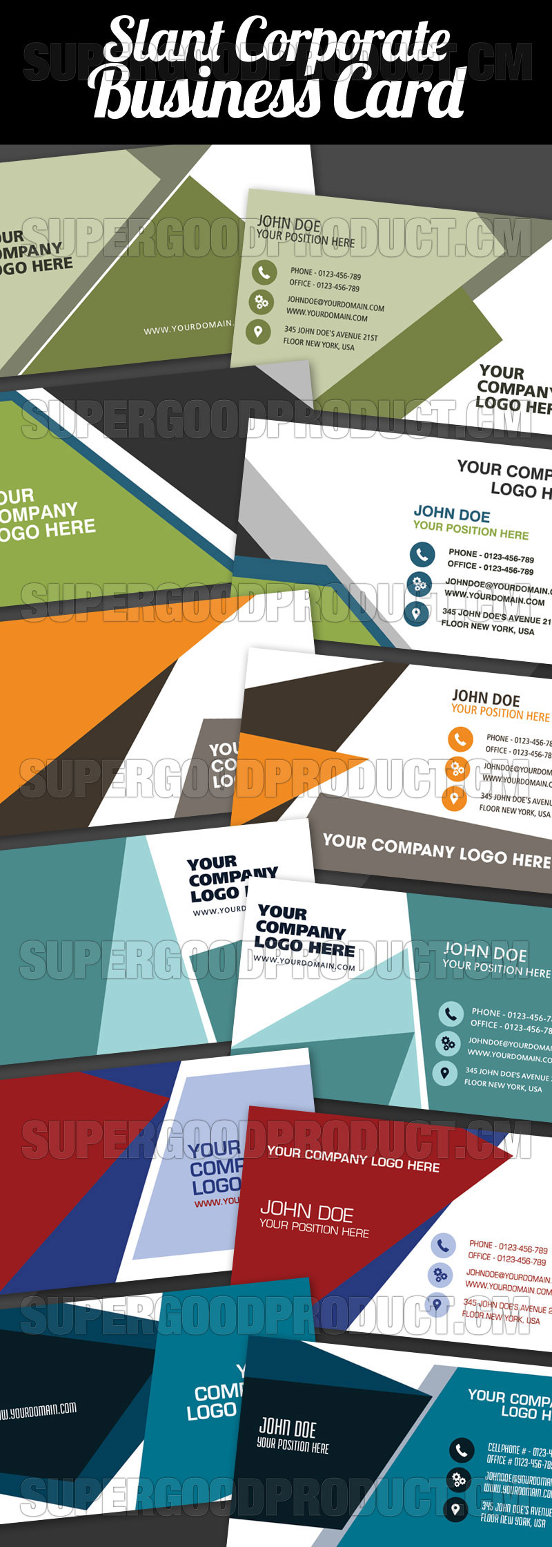 Slant-Corporate-Business-Card