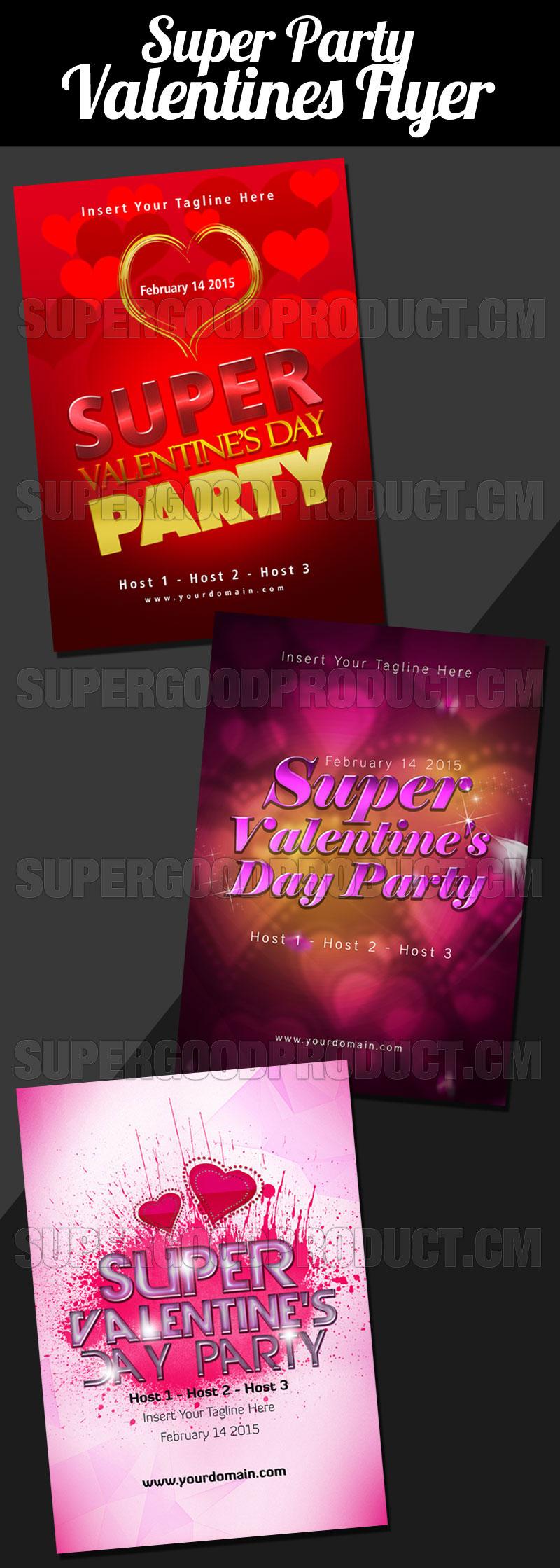 Super-Party-Valentines