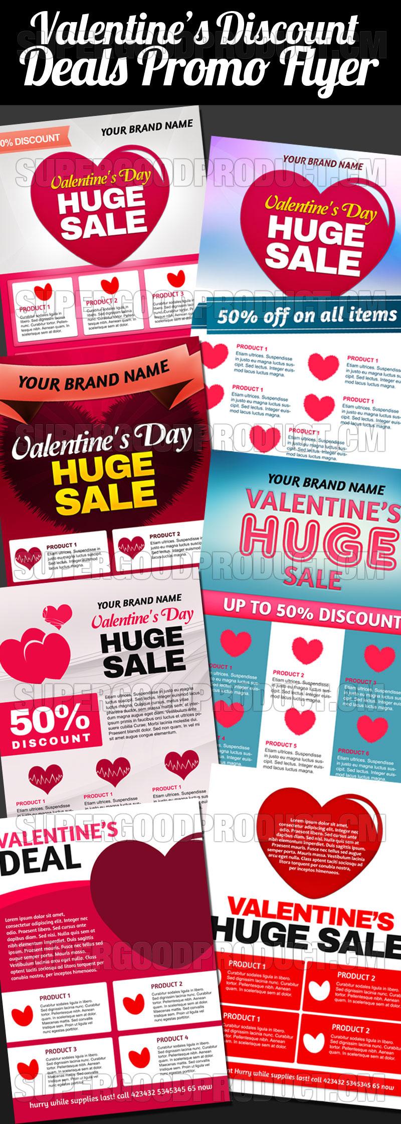 Valentines-Discount-Deals-Promo-Flyer