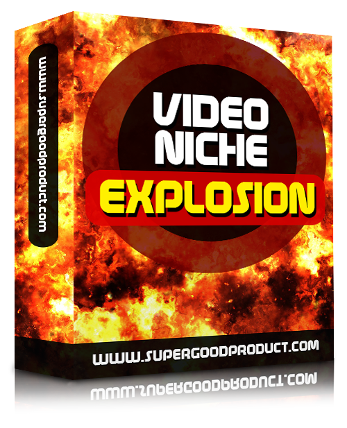 Video niche explosion supergoodproduct video niche explosion is the ultimate collection of powerpoint animated slides and video templates in hot online and offline niches toneelgroepblik Gallery